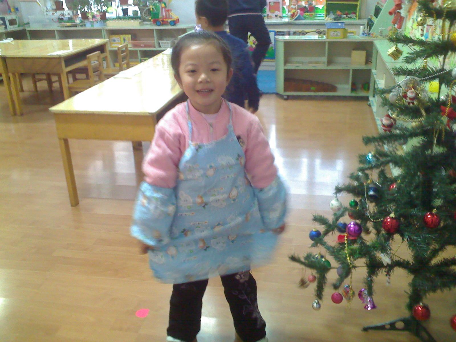 我在幼儿园做值日.. -小小值日生